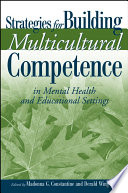 Strategies for Building Multicultural Competence in Mental Health and Educational Settings Book PDF