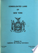 Consolidated Laws of New York  , Band 12