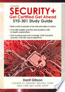 CompTIA Security+ Get Certified Get Ahead SYO-301 Study Guide