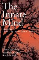 The Innate Mind