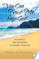 You Can Trust Me  Says God