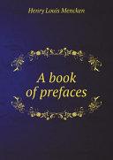 A book of prefaces [Pdf/ePub] eBook