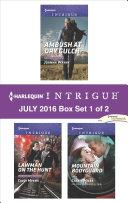 Pdf Harlequin Intrigue July 2016 - Box Set 1 of 2