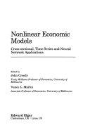 Nonlinear Economic Models