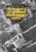 Mechanics of Jointed and Faulted Rock [Pdf/ePub] eBook