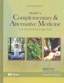 Mosby s Complementary   Alternative Medicine Book