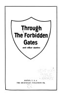 Through the Forbidden Gates and Other Stories