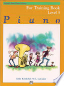 Alfred s Basic Piano Course  Ear Training Book 3