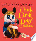 Chu's First Day of School Neil Gaiman Cover