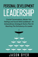 Personal Development Leadership Book