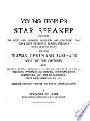 Young People s Star Speaker