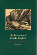 The Invention of Middle English