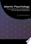 Islamic Psychology Book