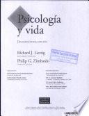 Psicología y vida
