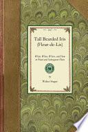 Tall Bearded Iris  Fleur de Lis  Book