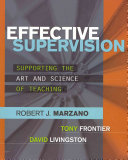 Effective Supervision
