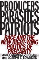 Producers, Parasites, Patriots Pdf/ePub eBook
