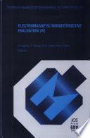 Electromagnetic Nondestructive Evaluation Vi  Book PDF
