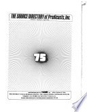 The Source Directory of Predicasts, Inc