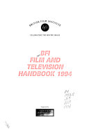 BFI Film and Television Handbook