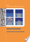 Rock Dynamics  From Research to Engineering Book