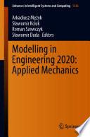 Modelling in Engineering 2020  Applied Mechanics