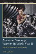 American Working Women in World War II