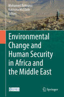 Pdf Environmental Change and Human Security in Africa and the Middle East Telecharger