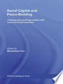 Social Capital and Peace Building