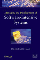 Managing the Development of Software-Intensive Systems