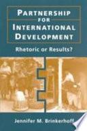 Partnership For International Development