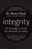 Integrity Pdf/ePub eBook