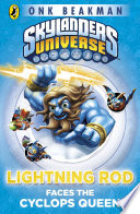 Skylanders Mask of Power  Lightning Rod Faces the Cyclops Queen