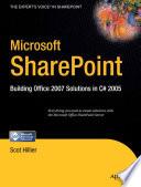 Microsoft SharePoint Book