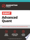 GMAT Advanced Quant Book