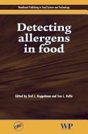 Detecting Allergens in Food