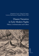 Disaster Narratives in Early Modern Naples