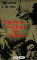 Pdf L'opéra ou la défaite des femmes Telecharger