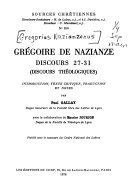 Discours 27-31