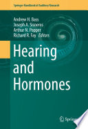 Hearing and Hormones Book
