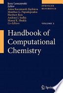 Handbook Of Computational Chemistry Book PDF