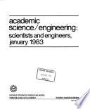 Academic Science engineering  Scientists and Engineers Book