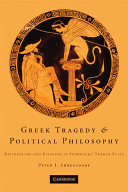 Greek Tragedy and Political Philosophy ebook