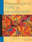 Introduction to Type in Organizations