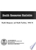 Health Resources Statistics