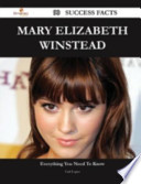 Mary Elizabeth Winstead 90 Success Facts - Everything You Need to Know about Mary Elizabeth Winstead