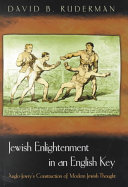 Jewish Enlightenment in an English Key