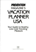 Pdf Prevention Magazine's Vacation Planner USA