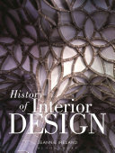 History Of Interior Design Book