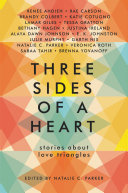 Pdf Three Sides of a Heart: Stories About Love Triangles Telecharger